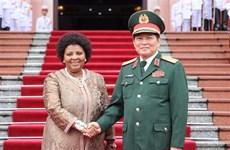Vietnam et Afrique du Sud renforcent leur coopération dans la défense