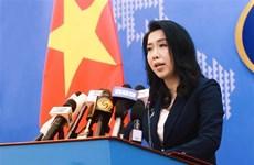 Le Vietnam demande à la Chine de retirer tous ses navires de la zone économique exlusive du Vietnam