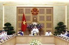 Préparation du 13e Congrès national du Parti : réunion du sous-comité socio-économique