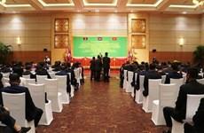 Conférence des Commissions de la défense et de la sécurité des AN du Cambodge, du Laos et du Vietnam