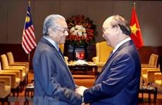 La visite au Vietnam du PM malaisien couronnée de succès