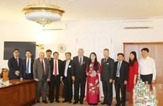 Une délégation de Vinh Phuc en République tchèque