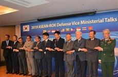 Défense : le Vietnam participe à une rencontre ASEAN-République de Corée