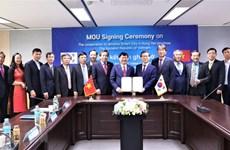 Hung Yen coopère avec une société sud-coréenne pour édifier une ville intelligente