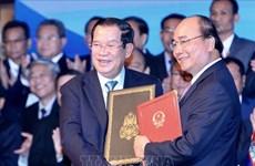 Une nouvelle avancée dans le problème frontalier Vietnam – Cambodge