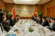 Vietnam-Chine : entretien entre les ministres de l'Agriculture
