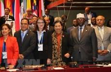 Assemblée  nationale : renforcement des relations avec l'UIP et Cuba