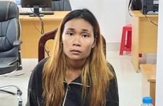 Découverte de 5 kg de méthamphétamine au poste-frontière de Moc Bai