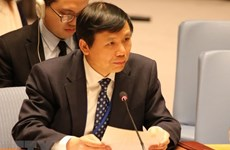 Le Vietnam à une séance sur « Les Femmes et la Paix et la Sécurité » à New York