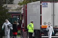 Camion charnier : l'ambassadeur du Royaume-Uni envoie un message aux Vietnamiens