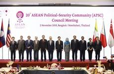 Le vice-PM Pham Binh Minh assiste à des réunions de l'ASEAN à Bangkok