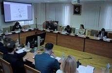 Séminaire scientifique sur la Mer Orientale en Russie