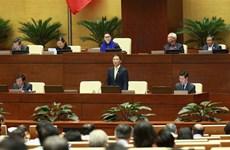 Interpellations des ministres de l'Industrie et du Commerce, de l'Intérieur aujourd'hui