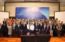 Atelier de l'ARF sur la mise en œuvre de la Convention des Nations Unies sur le droit de la mer