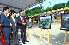 Fête d'amitié Vietnam-Laos dans la province de Nghe An