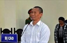 Thanh Hoa : condamnation d'un homme pour activités contre l'Etat