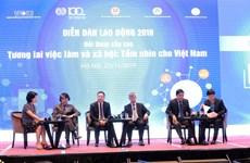 Forum du travail 2019 à Hanoï