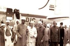 Présentation d'un livre sur le Président Ho Chi Minh et l'Inde