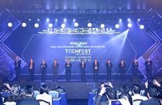Ouverture de Techfest Vietnam 2019