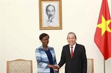 Le Vietnam s'engage à continuer à coopérer avec les pays francophones