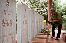 Histoire des combattants nord-coréens tombés au Vietnam