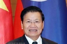 Le Premier ministre laotien au Vietnam