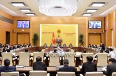 Le Comité permanent de l'AN va se réunir les 9 et 10 janvier