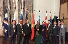 Le Vietnam participe à la 28e réunion annuelle du Forum parlementaire Asie-Pacifique