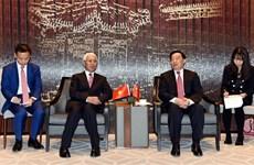 Célébration des 70 ans des relations diplomatiques Vietnam-Chine à Pékin