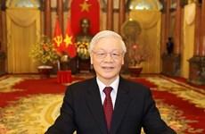 Vœux du Nouvel An lunaire du Rat 2020 du dirigeant Nguyen Phu Trong
