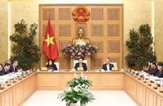 Le vice-PM Vuong Dinh Hue : chercher à favoriser le commerce dans le contexte de l'épidémie