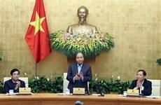 Le PM appelle à renforcer la transformation des produits agricoles