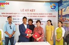 Da Nang renforce ses assistances aux touristes japonais