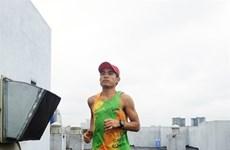 """""""Marathon à domicile"""" en raison du coronavirus"""