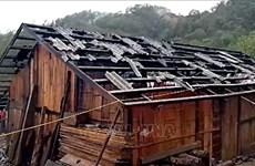 La Croix-Rouge vietnamienne offre des aides aux provinces frappées par la grêle