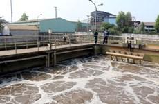 Nouvel arrêté sur les frais de protection de l'environnement pour les eaux usées