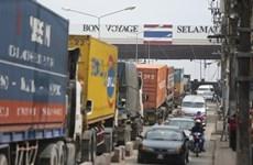 Thaïlande : le commerce transfrontalier en baisse de 7,6% au premier trimestre