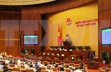 L'Assemblée nationale adopte deux Résolutions et une loi