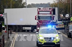 Camion charnier de Londres : un Irlandais comparaît devant un tribunal anglais