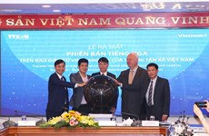 Le journal en ligne VietnamPlus présente sa version en russe