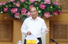 Le PM souligne l'importance de la réforme institutionnelle pour la compétitivité économique