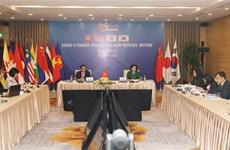 L'ASEAN+3 étudie des idées pour renforcer la coopération financière régionale