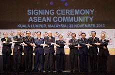 Anniversaire de l'ASEAN : le Vietnam contribue à la solidarité et à l'unité de l'ASEAN