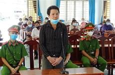 Tay Ninh : condamnation d'un habitant local pour organisation d'entrées illégales