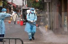 COVID-19 : Le Premier ministre décide de fournir plus de désinfectants