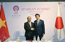 Le PM japonais Shinzo Abe et sa volonté d'approfondir les relations avec le Vietnam