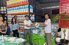 Solidarité des Vietnamiens en Malaisie dans le contexte de COVID-19