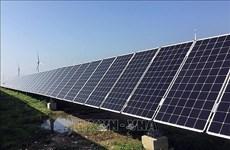 Tendances encourageantes dans le développement des énergies au Vietnam
