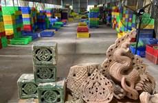 Promotion des découvertes archéologiques souterraines du siège de l'AN