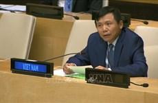 Le Vietnam appelle la communauté internationale à assister les Palestiniens